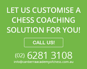 let us customise a coaching solution for you call us on (02) 6281 3108